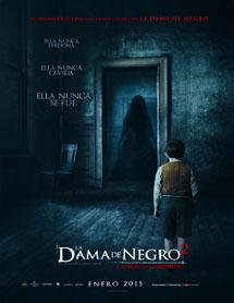 Poster mediano de La dama de negro 2: El ángel de la muerte