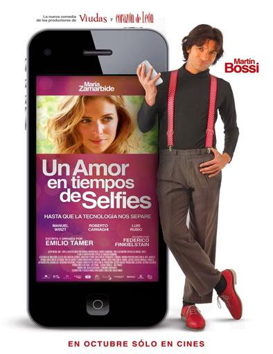 Un amor en tiempos de selfies