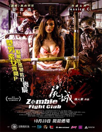Poster de Zombie Fight Club