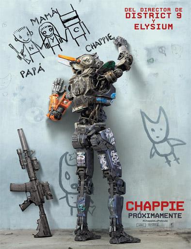 Poster de Chappie