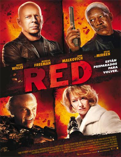 Poster de RED: Retirados Extremadamente Duros