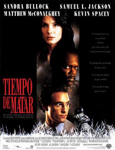 A Time to Kill (Tiempo de matar) (1996)  | 3gp/Mp4/DVDRip Latino HD Mega