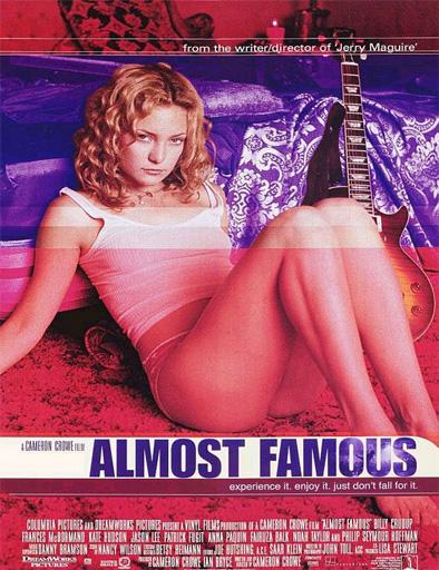 Poster de Almost Famous (Casi famosos)