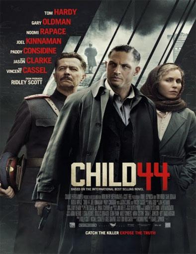 Poster de Child 44 (Crímenes ocultos)