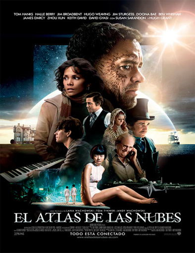 Ver El Atlas de las nubes (2012) Online Película Completa Latino Español en HD