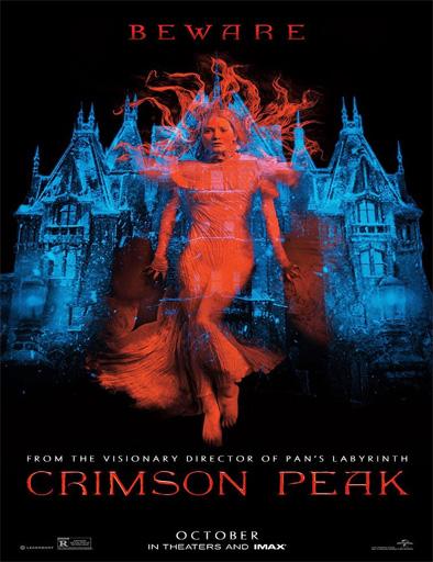 Crimson Peak (La cumbre escarlata) (2015)