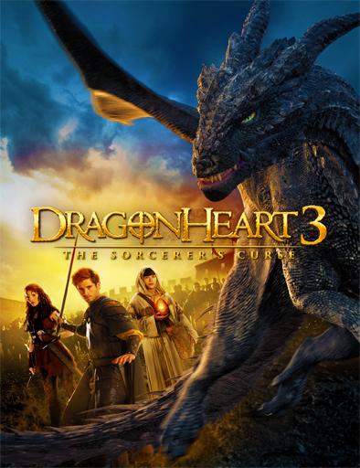 Poster de Dragonheart 3: The Sorcerer's Curse