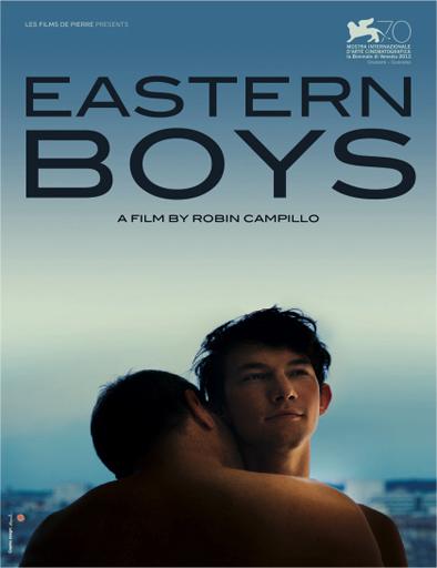 Poster de Eastern Boys