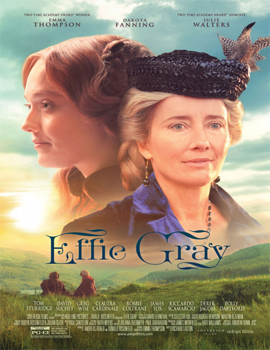 Poster de Effie Gray