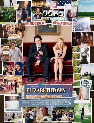Poster de Todo sucede en Elizabethtown