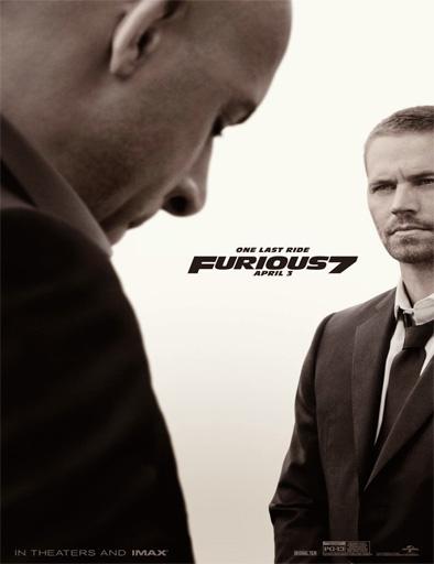 Fast & Furious 7 (Rápidos y Furiosos 7) Película HD [MEGA]