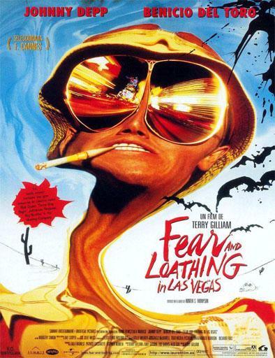 Poster de Miedo y asco en Las Vegas