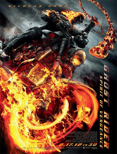 Ghost Rider: Espíritu de Venganza (El motorista fantasma 2)