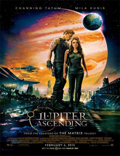 Poster de Jupiter Ascending (El destino de Júpiter)