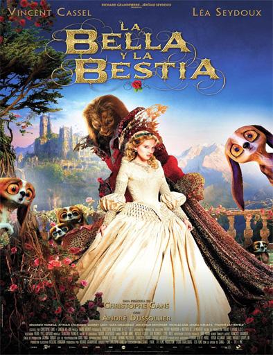 Ver La bella y la bestia Online HD 720p [MEGA] [LATINO]