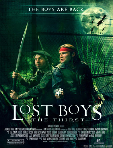 Poster de Lost Boys 3: The Thirst
