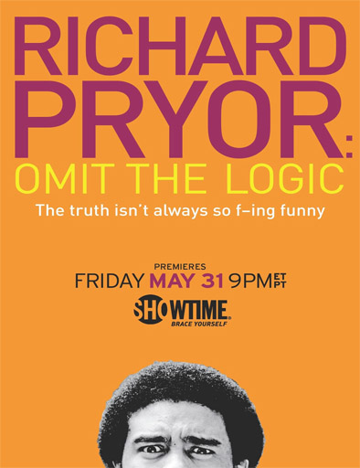 Poster de Richard Pryor: Omit The Logic