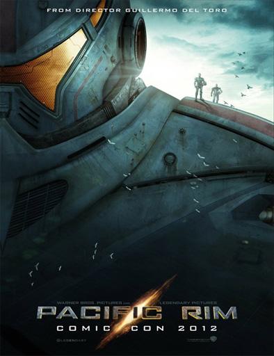 Pacific Rim (Titanes del pacífico)