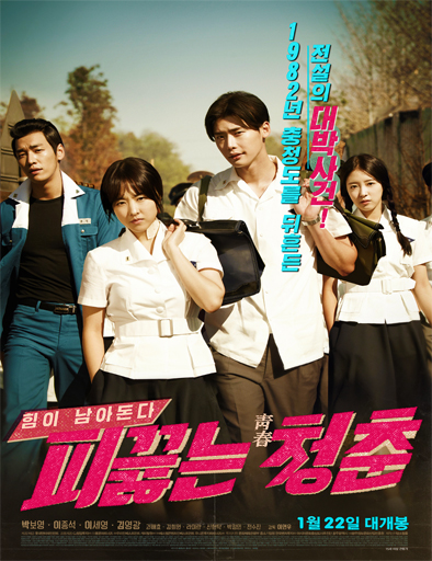 pikkeulneun-chungchoon-hot-young-bloods-2014 capitulos completos