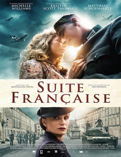 Ver Suite Française (Suite francesa) (2015) online