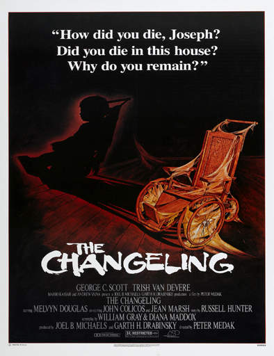 Al final de la escalera (The Changeling)