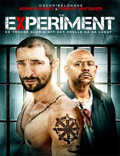 Poster de The Experiment (El experimento)