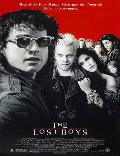 the Lost boy 1987 [DVDRip] [Latino] [1 Link] [MEGA]