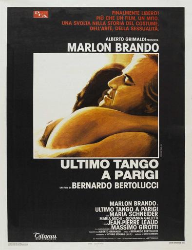 Poster de Ultimo tango a Parigi (El último tango en París)