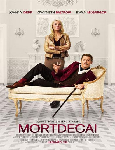 Poster de Mortdecai