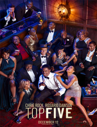 Top Five [2014] [WEbRip] [Latino]