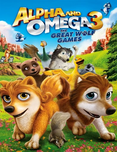 Alpha Y Omega 3: The Great Wolf Games (2014)