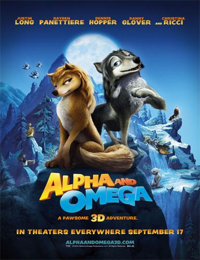 Alpha y Omega 2: El osito desaparecido