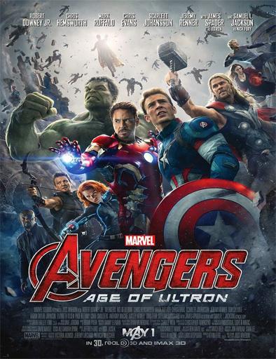 Vengadores: La era de Ultrón Película Completa