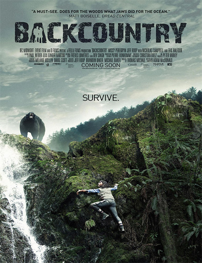 Poster de Backcountry