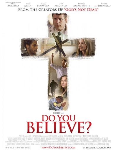 Poster de Do You Believe? (El Poder de la Cruz)
