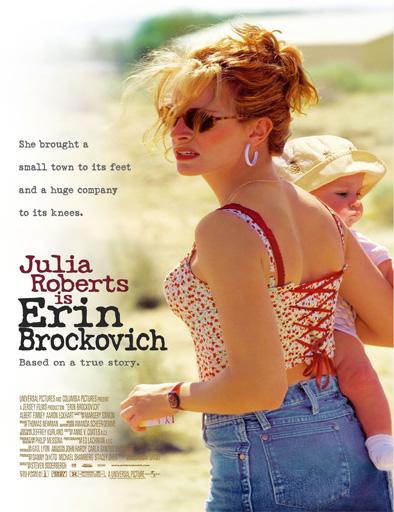 Poster de Erin Brockovich: Una mujer audaz