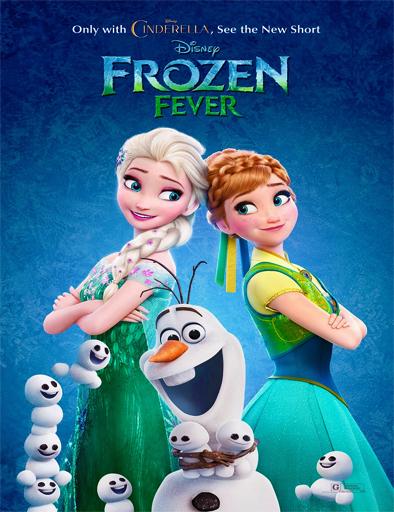 Ver Frozen: Fiebre congelada (2015) online HD 720p [MEGA]