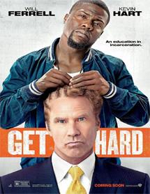 Poster mediano de Get Hard (Dale duro)