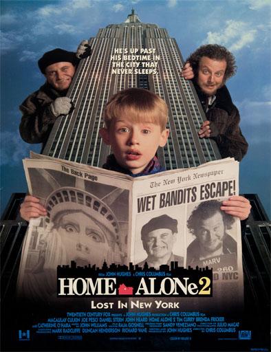 Mi Pobre Angelito 2: Perdido en Nueva York (1992) [DVDRip] [Latino] [1 Link] [MEGA]