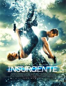Poster mediano de Insurgent (Insurgente)