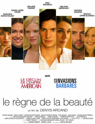 Poster de Le règne de la beauté