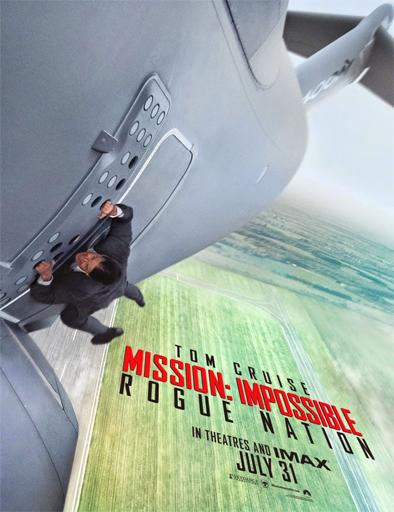 Ver Descargar | Misión Imposible 5: Nación Secreta 2015 DVD [MEGA]