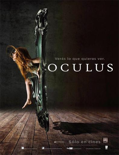 Oculus: El Reflejo del Mal [2014] [BrRip] [Latino]