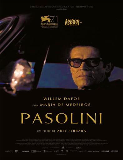 Poster de Pasolini