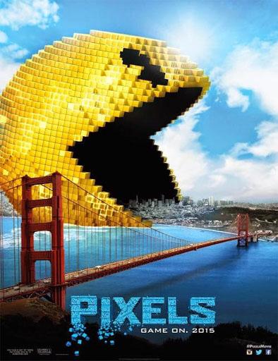 Poster de Pixels (Pixeles)