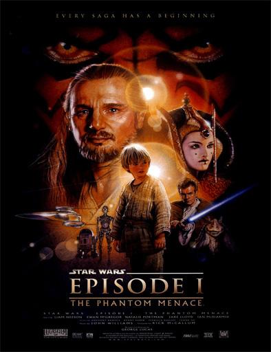 Star Wars: Episodio I – La Amenaza Fantasma (1999)