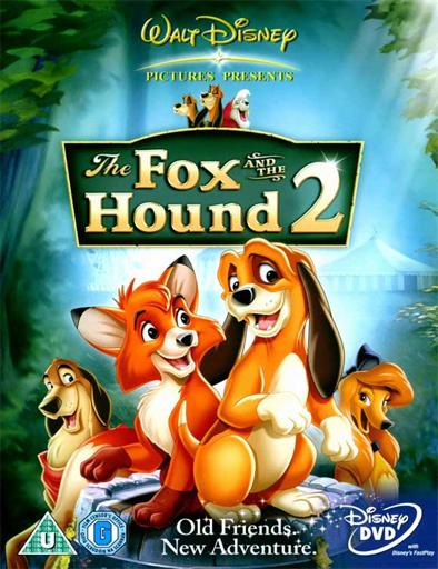 Poster de The Fox and the Hound 2 (El zorro y el sabueso 2)