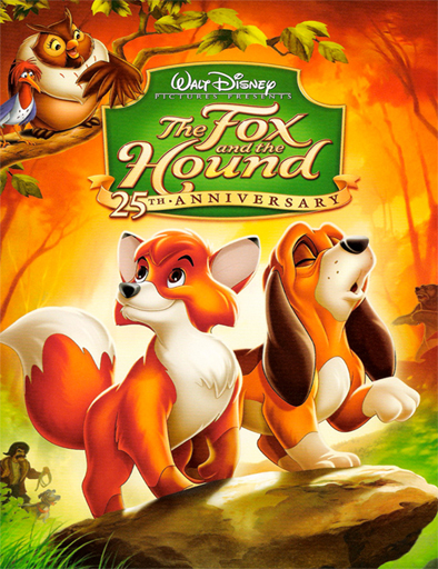 Poster de The Fox and the Hound (El zorro y el sabueso)