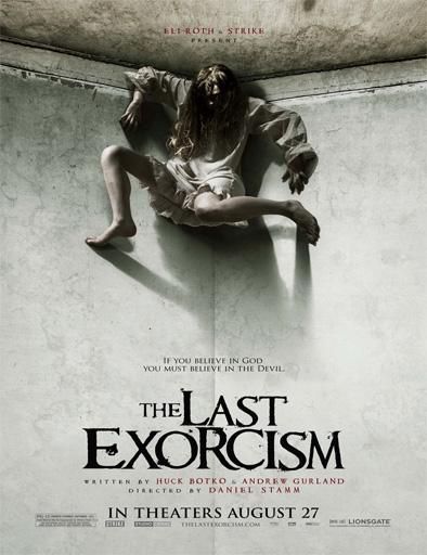 Poster de El último exorcismo