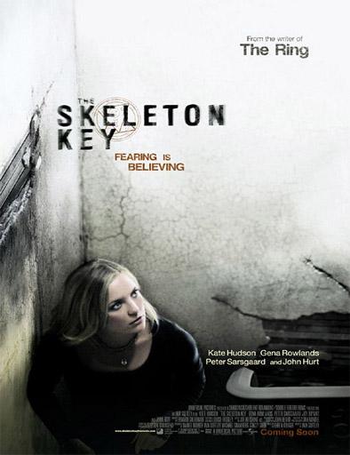 Poster de The Skeleton Key (La llave del mal)